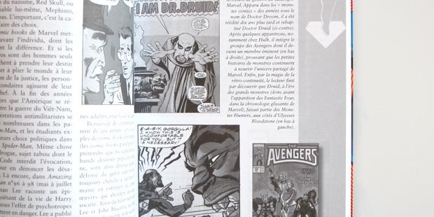 Super-héros ! La puissance des masques