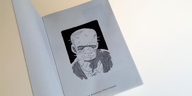 Sur les traces de Frankenstein
