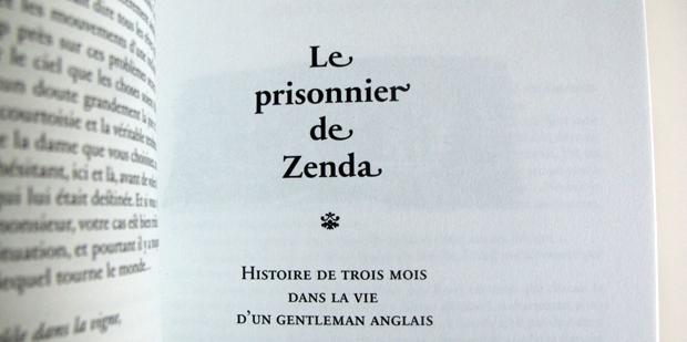 Le Prisonnier de Zenda. La trilogie