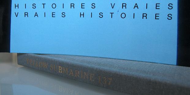Histoire vraies, vraies histoires (Yellow Submarine #137)